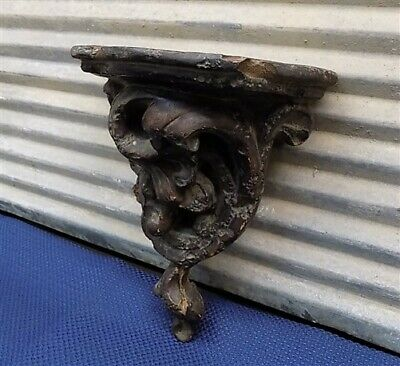 Shelf Wall Mount Sconce Corbel Home Decorative Shabby Chic Cottage Vintage
