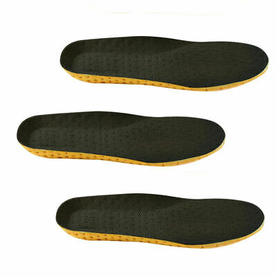 Premium Unisex Gel Orthotic Sport Insoles Insert Shoe Pad Arch Support Cushion