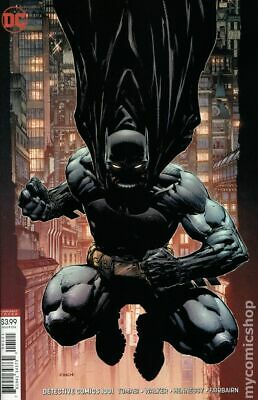 Detective Comics (3rd Series) #1001 2019 Finch Variant NM Stock Image