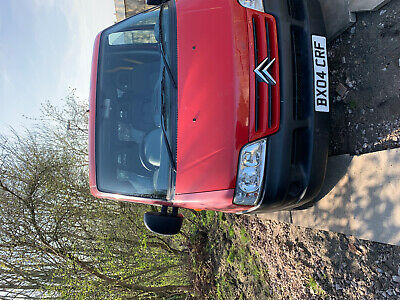 Citroen relay 2004 Minibus RE-LISTED DUE TO NONE PAYER / TIME WASTER