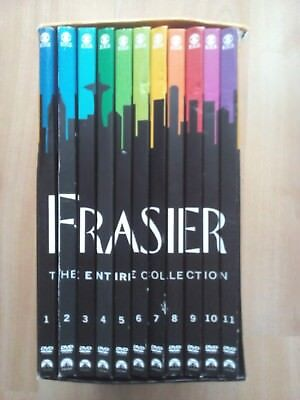 Frasier the Entire Collection Series 1-11 Complete 44 DVD Box Set