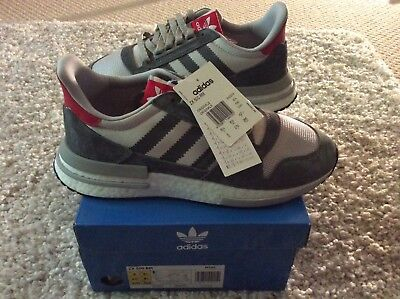 reputable site d619c 55d0a Adidas ZX 500 RM UK 8.5 Brad New