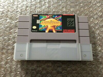 EarthBound (Super Nintendo, SNES) Authentic Cart Only -- Tested