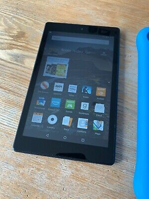 "AMAZON Fire HD 8"" Kids Edition Tablet - 32 GB,Excellent Condition, 8th gen"