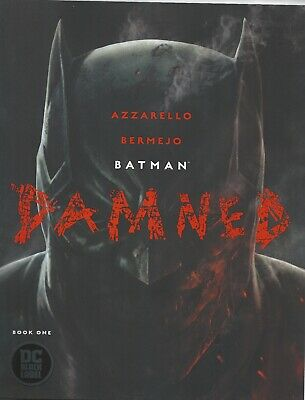 Batman Damned 1 and 2 VF to NM Uncensored 1st prints
