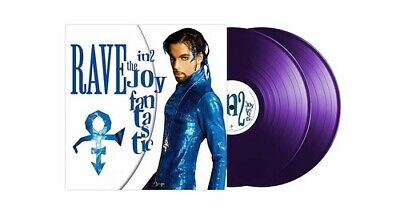 Prince & the Revolut - Rave In2 To The Joy Fantastic [New Vinyl] Colored Vinyl