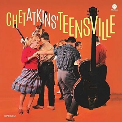 Atkins- Chet Teensville + 2 Bonus Tracks! (New Vinyl)