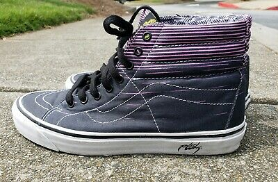 5b61a1dc8d682f VANS Vault x Robert Williams Sk8-Hi 38 Decon Men sz 11 RARE limited 50th