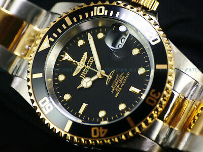 "NEW Invicta 41mm Mens "" PEPSI "" Pro Diver Automatic Silver Dial 200M SS Watch"