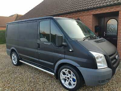 Ford Transit 2.2 TDCI 260-140bhp Limited Edition Panther Black Day-Camper Van