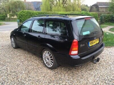 Rare 2005 Ford Focus St170 Estate - In Panther Black