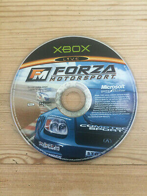 Forza Motorsport for Microsoft Xbox *Disc Only*