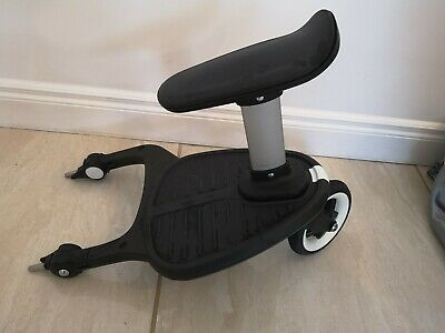 Bugaboo Comfort Wheeled Buggy Board Seat no adapters