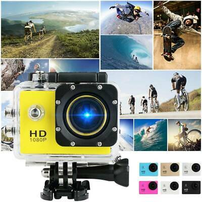 Ultra HD 1080P Action Kamera WIFI DVR Helm Kamera Cam Sports Camera Wasserdicht