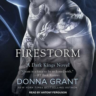 Firestorm by Grant, Donna CD-AUDIO