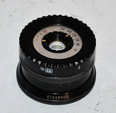 HAND MADE M39 mount USSR BLACK LOMO T-43 f4/40 LENS from SMENA-35 (1)