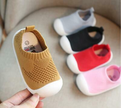 Infant Toddler Shoes Mesh Shoes Soft Bottom Comfortable Non-slip Kid Baby Shoes