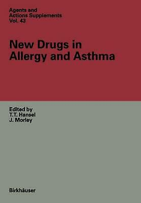New Drugs in Allergy and Asthma by T.T. Hansel (English) Paperback Book Free Shi