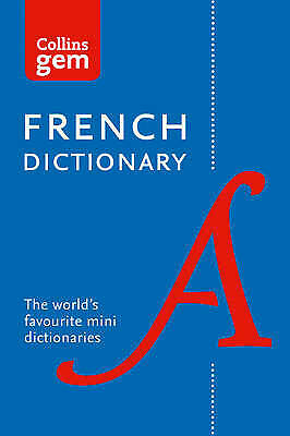 Collins Gem French Dictionary, Collins Dictionaries