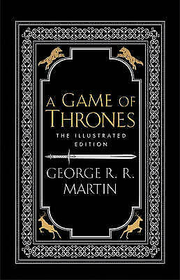 A Game of Thrones. 20th Anniversary Illustrated Edition, Martin, George R. R.