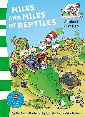 Miles and Miles of Reptiles, Rabe, Tish