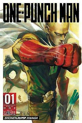 One-Punch Man, Vol. 1, ONE