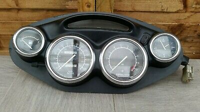 1996 Triumph Trophy 1200 Clocks
