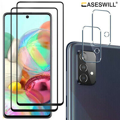 For Samsung Galaxy A50 A10e A70 A40 A30 A20 A10 Tempered Glass Screen Protector