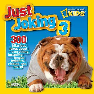 Just Joking 3, Musgrave, Ruth A.
