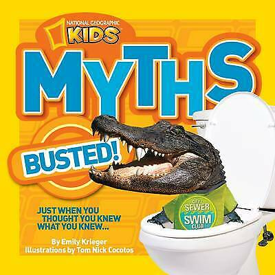Myths Busted!, Krieger, Emily
