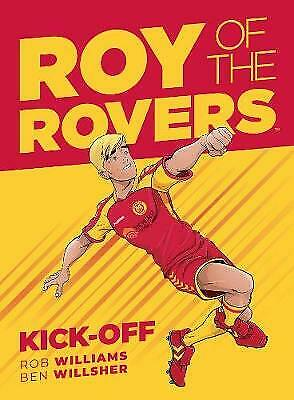 Roy Of The Rovers, Williams, Rob