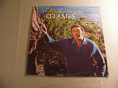 "Ed Ames ""A Time for Living A Time for Hope"" Record with Sleeve / Free USA Ship"