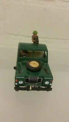 Britains S.w.b Land Rover Unboxed