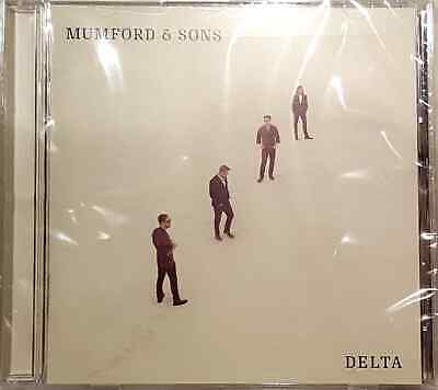 MUMFORD AND SONS - Brand New CD - Delta