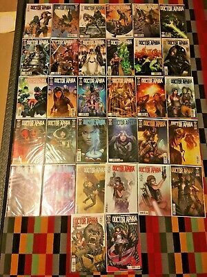 Star Wars - Dr Aphra 1-30 & 2 annuals - complete run - Marvel comics