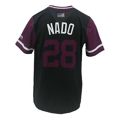 newest 9383c f38c8 COLORADO ROCKIES MLB Genuine Kids Youth Size Nolan Arenado Jersey-Style  Shirt