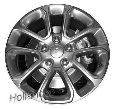 Jeep Chrysler Oem 14 17 Grand Cherokee Wheel Alloy Aluminum