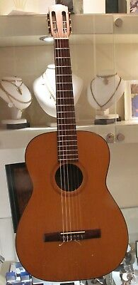 Levin Goya acoustic Hybrid  guitar six string bluegrass inspired  Circa 1960 s