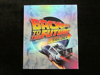 Back to the Future Trilogy 30th Anniversary (Blu-ray Disc) 4 Disc Set