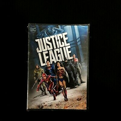 Justice League - DC Comics (DVD, 2018)