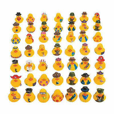 Rubber Ducks Assortments  (See Listings)