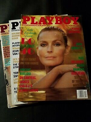 Playboy Magazine Collection (January 1982 to April 2015 - 12 Years Complete)