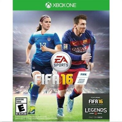 FIFA 16 - Xbox One Video Game EA SPORTS SOCCER