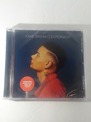 EXPERIMENT 12-Track CD - Kane Brown Brand New Album CD Fast Shipping