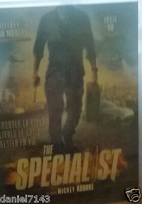 DVD * THE SPECIALIST * MICKEY ROURKE neuf sous blister