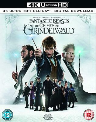 Fantastic Beasts: The Crimes Of Grindelwald (2 Blu-Ray) [Edizione in lin...