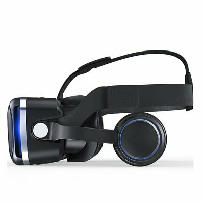 Shinecon 6.0 Casque VR Virtual Reality Glasses 3D 3d Goggles Headset Helmet DL