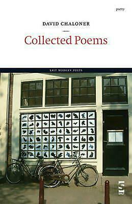 Collected Poems by David Chaloner (English) Paperback Book Free Shipping!