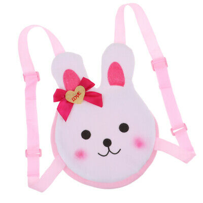 Kids Backpack Schoolbag & Doll Carrier Bag for 25cm Mellchan Girls Dolls
