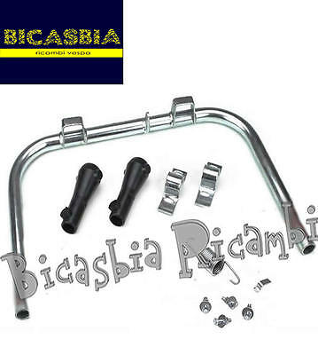 7165 Stand Middle Galvanized Spring and Brackets Vespa 150 Sprint Fast Gl